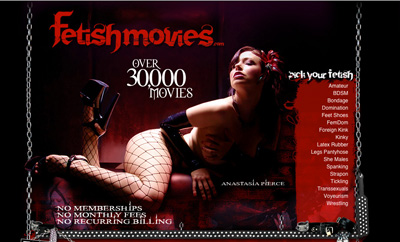 Fetish XXX is our Business at FetishMovies.com with Thousands of the Top Adult Fetish Movies Updated Every day!