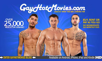 Gay XXX Porn Does Not Get Any Better Than GayHotMovies.com with 20,000 High Quality Gay Titles and Popular Blog to Keep you up-to-date on everything Gay
